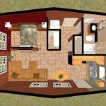 Minimally Furnishing Small House Cozy Home Plans