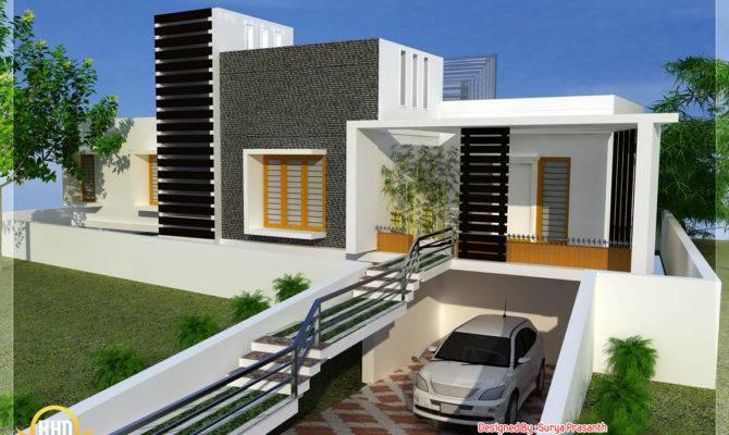 Mix Modern Home Designs Kerala Design Floor Plans