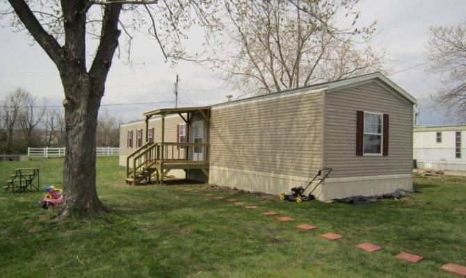 Mobile Home Trailer Like New Owner Finance