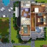 Mod Sims Cherry Tree Close Fully Furnished