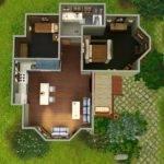 Mod Sims Cobter Cottage