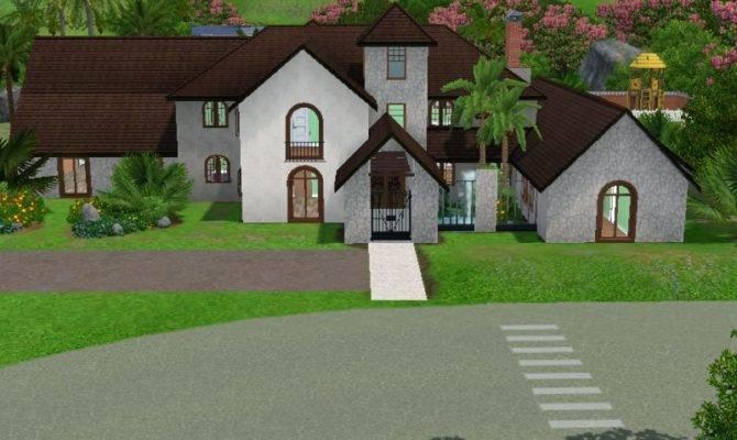 Mod Sims Isla Paradiso Villa