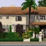 Mod Sims Kim Kardashian Mansion
