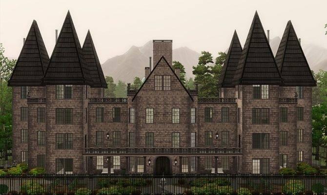 Mod Sims Malfoy Manor