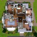 Mod Sims Michelle Mansion