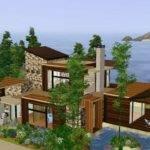 Mod Sims Natural Modern