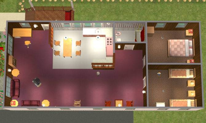 Mod Sims Pleasantview Mobile Home Park