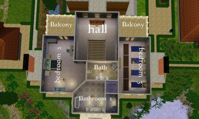 Mod Sims President Palace