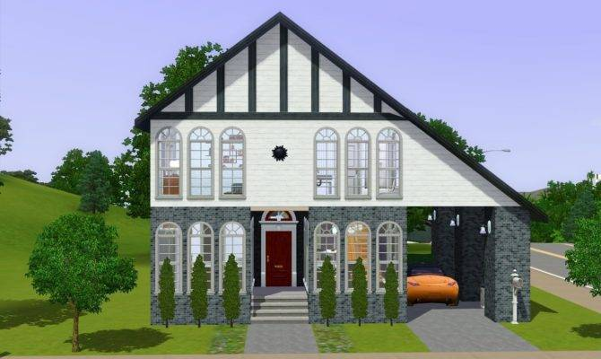 Mod Sims Successful Bachelor House Bed Bath