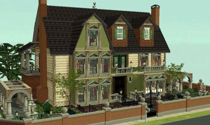 Mod Sims Victorian Manor