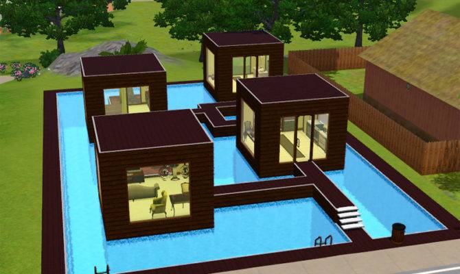 Mod Sims Water Chestnut