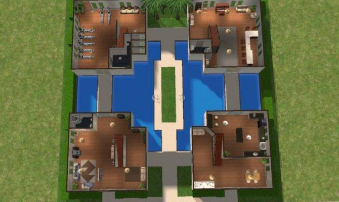 Mod Sims Wilson Lane