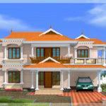 Model Bedroom Home Design Green Homes Thiruvalla Kerala