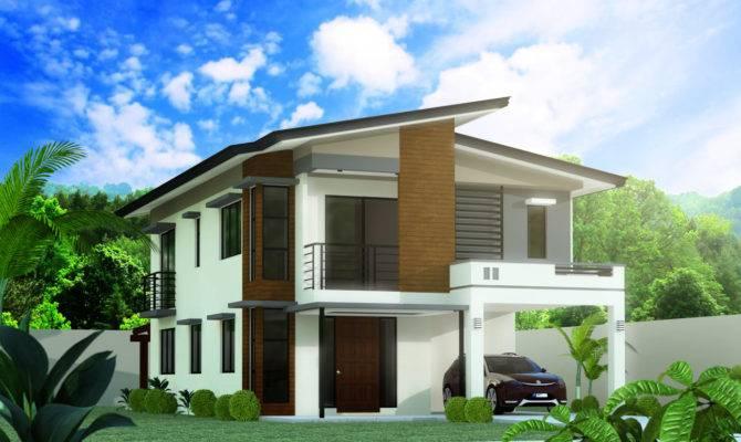 Model Bedroom Story House Design Negros