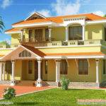 Model Home Design Kerala Floor Plans