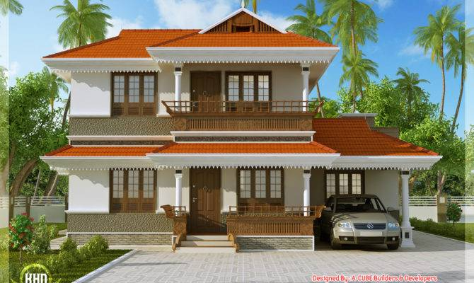 Model Home Plan Feet Kerala Design Floor Plans