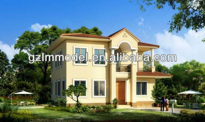 Model Miniature House Buy Scale