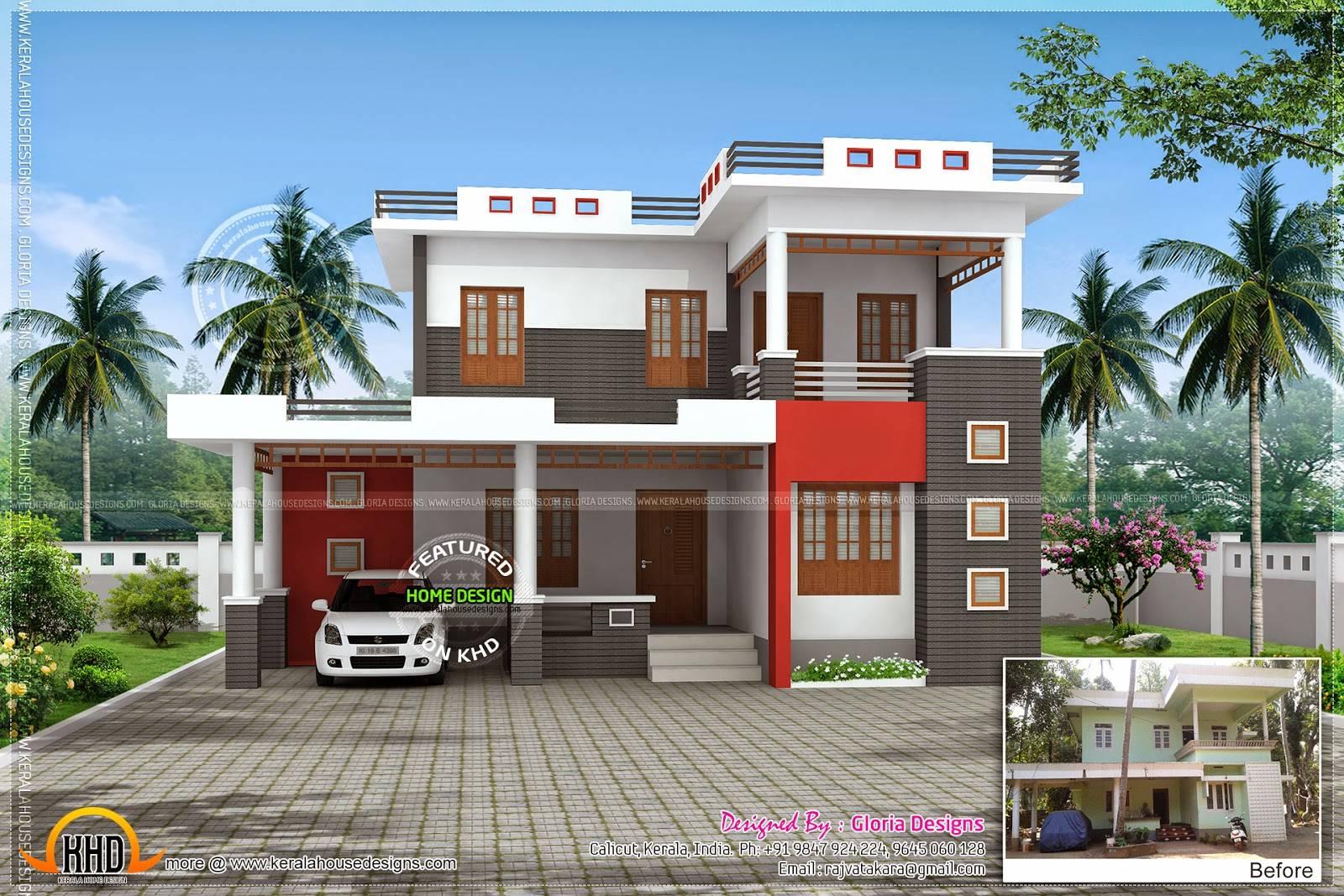 Model Old House Kerala Home Design Floor Plans Home Plans Blueprints 30133