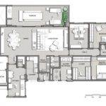 Modern Apartment Plans House Villa
