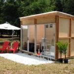 Modern Backyard Shed Designs Blueprints