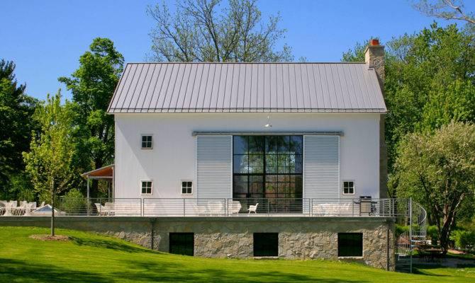 Modern Barn Conversion Michigan