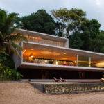 Modern Beach House Brazilian Coast Idesignarch Interior