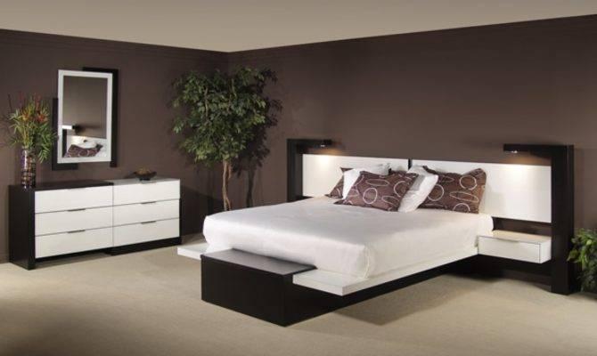 Modern Bedroom Furniture Design Home Designing Contemporary