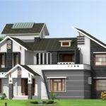 Modern Bedroom Home Design Kerala Floor Plans