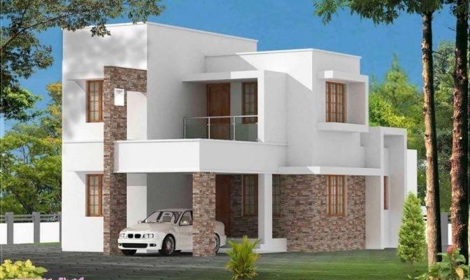 Modern Bedroom House Floor Plans Apartment Decor Flooring