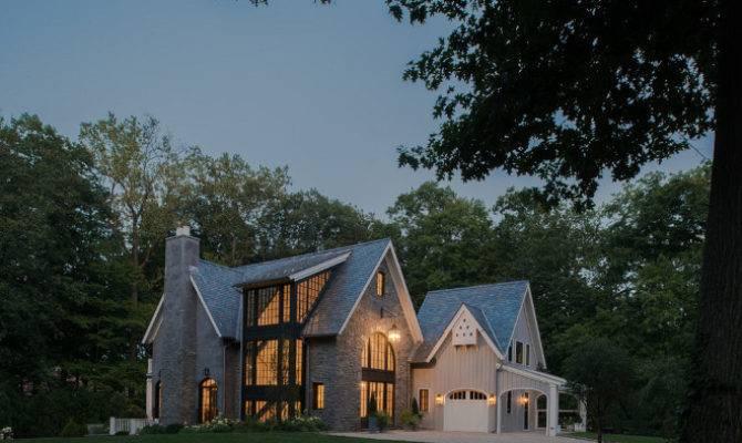 Modern Belgian Farmhouse Design Interior Life