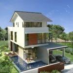 Modern Bungalow Design Malaysia