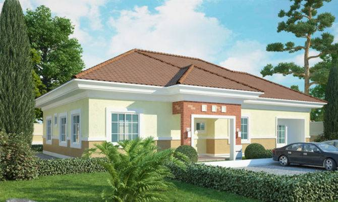 Modern Bungalow Design Nigeria House Home Plans Blueprints 166203,How To Make An Envelope With Notebook Paper