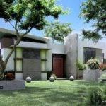 Modern Bungalow House Home Exterior Design Ideas