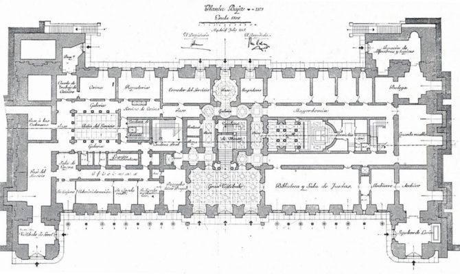 Modern Castle Floor Plans Ground Plan