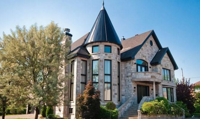 Modern Castle Homes Unique Home Has Been