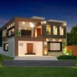 Modern Cheap House Plans Lighting Plan