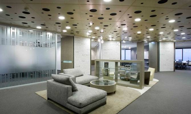 Modern Concept Office Room Interior Design