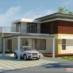 Modern Contemporary Home Elevations Appliance