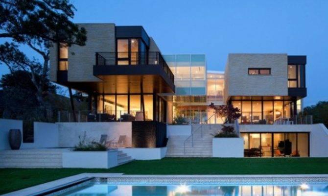 Modern Contemporary Homes Designs Floor Plans Photos