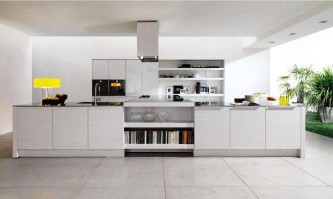 Modern Contemporary Kitchen Design Ideas