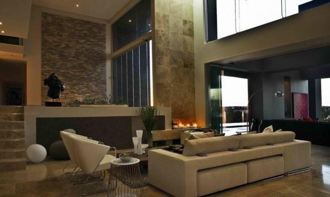 Modern Contemporary Living Design Room