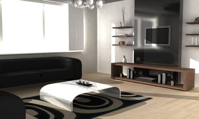 Modern Contemporary Living Rooms Modernistic Design