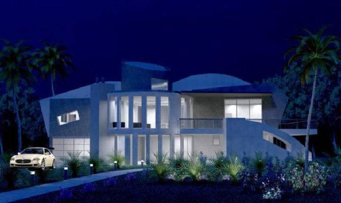 Modern Contemporary Luxury Home Plans Post Custom House