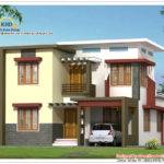 Modern Contemporary Villa Design Kerala Home