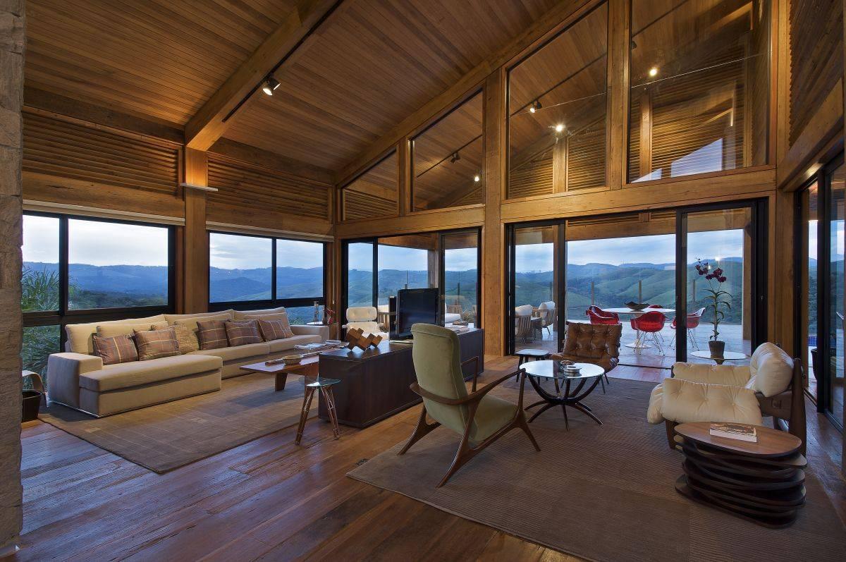 Modern Contemporary Wood House Interior Design Ideas Zeospot Home Plans Blueprints 30599