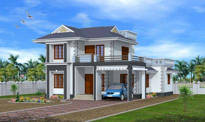 Modern Country House Floor Plans Home