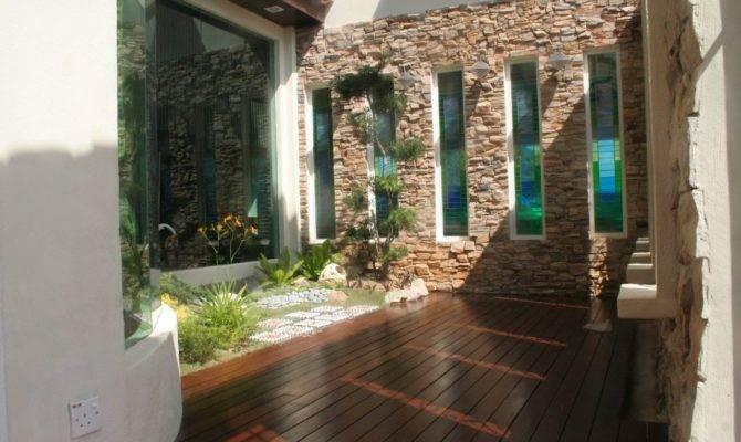 20 Genius Home Plans With Courtyards Home Plans Blueprints,Metal Garage Apartment Floor Plans