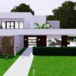 Modern Cozy House Sims Via