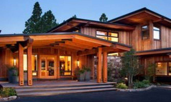 Modern Craftsman Style Homes Ideas Your Inspiration