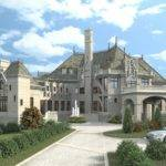 Modern Day Castle Floor Plans Home Floors Dreams Houses